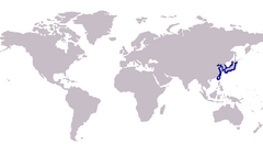 S. japonica distribution map.PNG