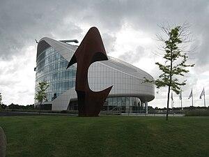 SABIC - European headquarters at Sittard