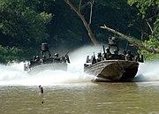 SBT 22 on SOC-R boats