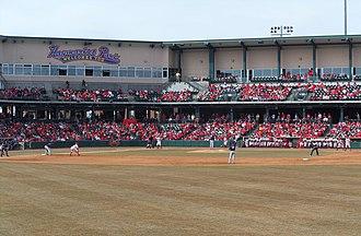 Nebraska Cornhuskers baseball - Image: SDC11493.