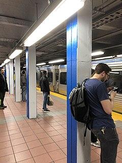 15th Street station (SEPTA) Rapid transit station in Philadelphia