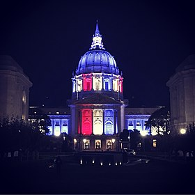 San Francisco City Hall - Wikipedia