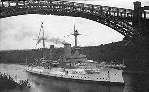 SMS Fürst Bismarck - SMS Fürst Bismarck