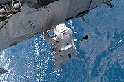 STS-115 Tanner EVA