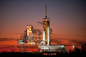 Space Shuttle - STS-129 ready for launch