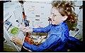 STS070-343-019 - STS-070 - Currie on middeck - DPLA - 6ddb9768f0f2f1953fd8de89ebfcd154.jpg