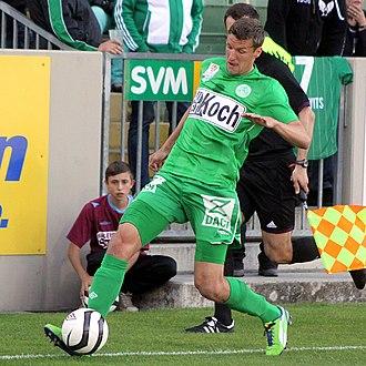 Alois Höller - Image: SV Mattersburg vs. SK Rapid Wien 2013018 (84)