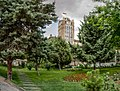 Saat Tower garden, Tabriz, Iran.jpg