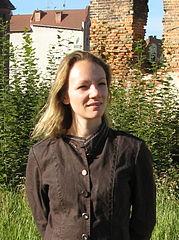 Sabrina Janesch in Danzig