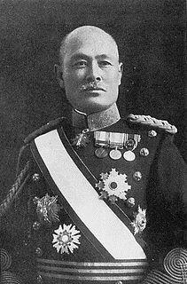 Andō Teibi Japanese general