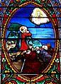 Saint-Amand-de-Vergt église vitrail détail (2).JPG