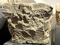 Saint-Denis (93), musée d'art et d'histoire, chapiteau de la parabole de Lazare et du mauvais riche, vers 1125 2.jpg