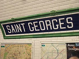 Saint-Georges - Paris Métro - sign.jpg