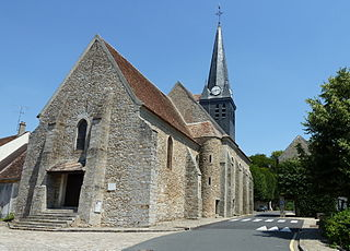 Saint-Méry Commune in Île-de-France, France