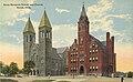 Saint Bernard's School and Church (12659641773).jpg