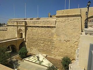 Fortifications of Birgu