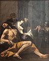 Saint Sebastian healed by Saint Irene-Antonio De Bellis-MBA Lyon X807c-IMG 0359.jpg