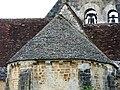 Sainte-Orse église chevet lauzes.JPG