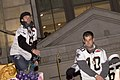 Saints Victory Parade Canal St. Brees (cropped).jpg
