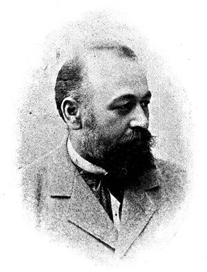 Salomon Eberhard Henschen - Salomon Eberhard Henschen (ca. 1901)