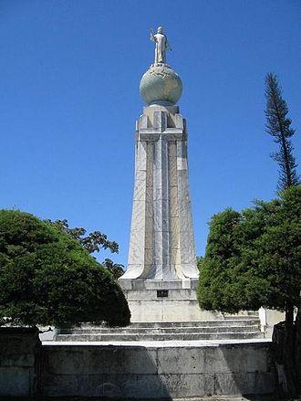 Monumento al Divino Salvador del Mundo - Image: Salvadordelmundo
