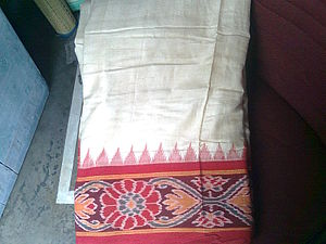 Sambalpuri saree - Another intricate weave of Sambalpuri saree