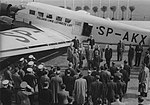 Samolot PLL LOT Junkers Ju-52 znak SP-AKX.jpg
