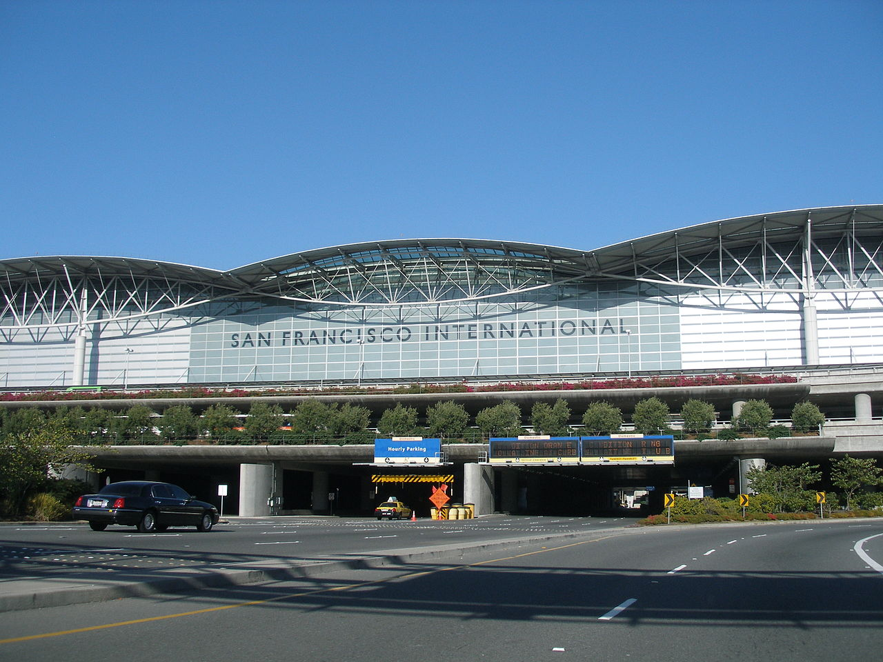 San Francisco International Airport Car Rental Enterprise