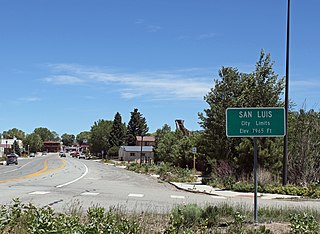 San Luis, Colorado Place in State of Colorado, United States