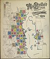 Sanborn Fire Insurance Map from New Bedford, Bristol County, Massachusetts. LOC sanborn03803 002-1.jpg