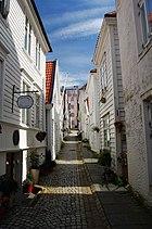 Sandviken Street Bergen 2009
