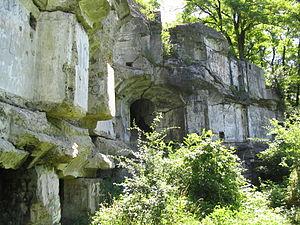 Przemyśl Fortress - Image: Sanrideau 10