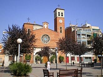 Sant Adrià de Besòs - Image: Sant Adria 03