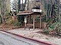 Santa Cruz Metro bus stop, November 2019.jpg
