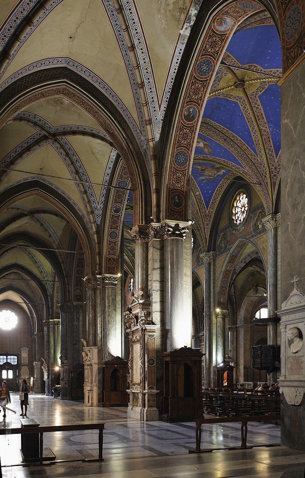 Santa Maria sopra Minerva navata laterale
