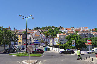 Santiago do Cacém Municipality in Alentejo, Portugal