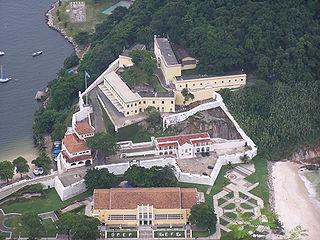 Fortaleza de São João (Rio de Janeiro) 16th-century star fort in Brazil