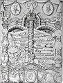 Sapiehi, Pahonia. Сапегі, Пагоня (1709).jpg
