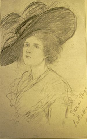Sara Page - Sara Page, La Bella, 1902
