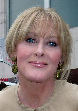 Sarah Lancashire - Lancashire at the 2013 British Academy Television Awards