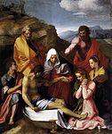 Sarto, Andrea del - Pietà with Saints - 1523.jpg