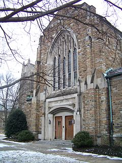 Scarritt College for Christian Workers United States historic place