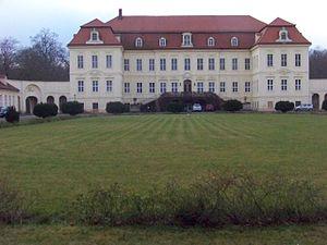 Brühl (family) - Brühl Estate in Nischwitz