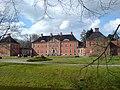 Schloss Bothmer, Ehrenhof.JPG