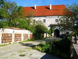 Sankt Gotthard im Mühlkreis - Image: Schloss Eschelberg 2