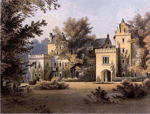 Schloss Neuhoff Sammlung Duncker