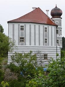 Schloss Schönberg Wenzenbach