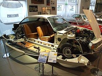 NSU Ro 80 - NSU Ro 80, IAA-Modell, Museum Autovision, Altlußheim, Germany