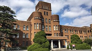 Kyushu University - Former School of Engineering Main Building, Hakozaki Campus