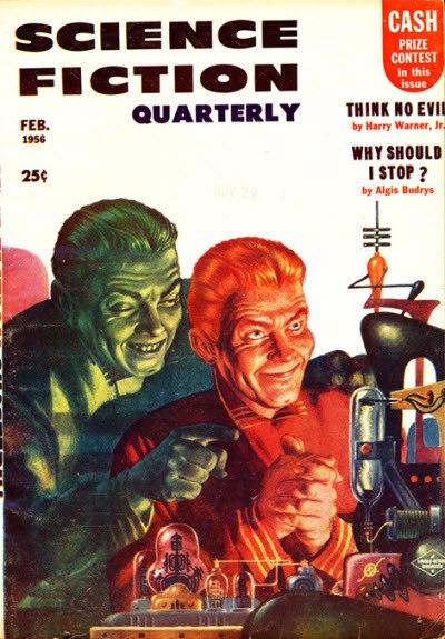 Science fiction quarterly 195602